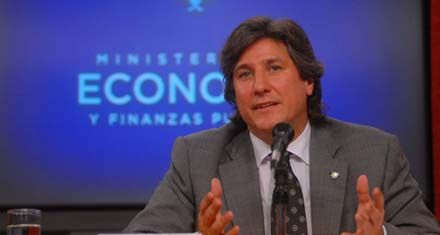 Deuda y regulación del precio de los commodities, en la agenda de Boudou