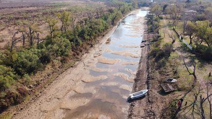 La bajante del río Paraná está generando una crisis impensada en la región-