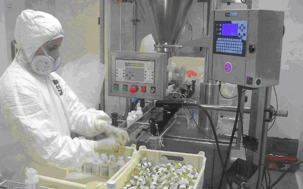 En la provincia. El Laboratorio Industrial Farmacéutico proveyó de paracetamol a un programa de salud nacional en 2012.