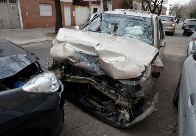 La picada fatal fue a las 5.30 de la mañana del sábado en 27 de Febrero y Necochea.