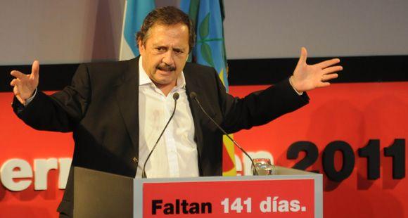 Alfonsín quiere a Ocaña como candidata a diputada en las próximas elecciones
