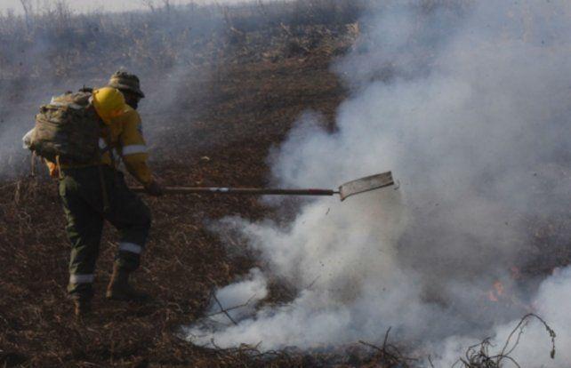 El 80 por ciento de los rosarinos se siente personalmente afectado por el humo de las islas