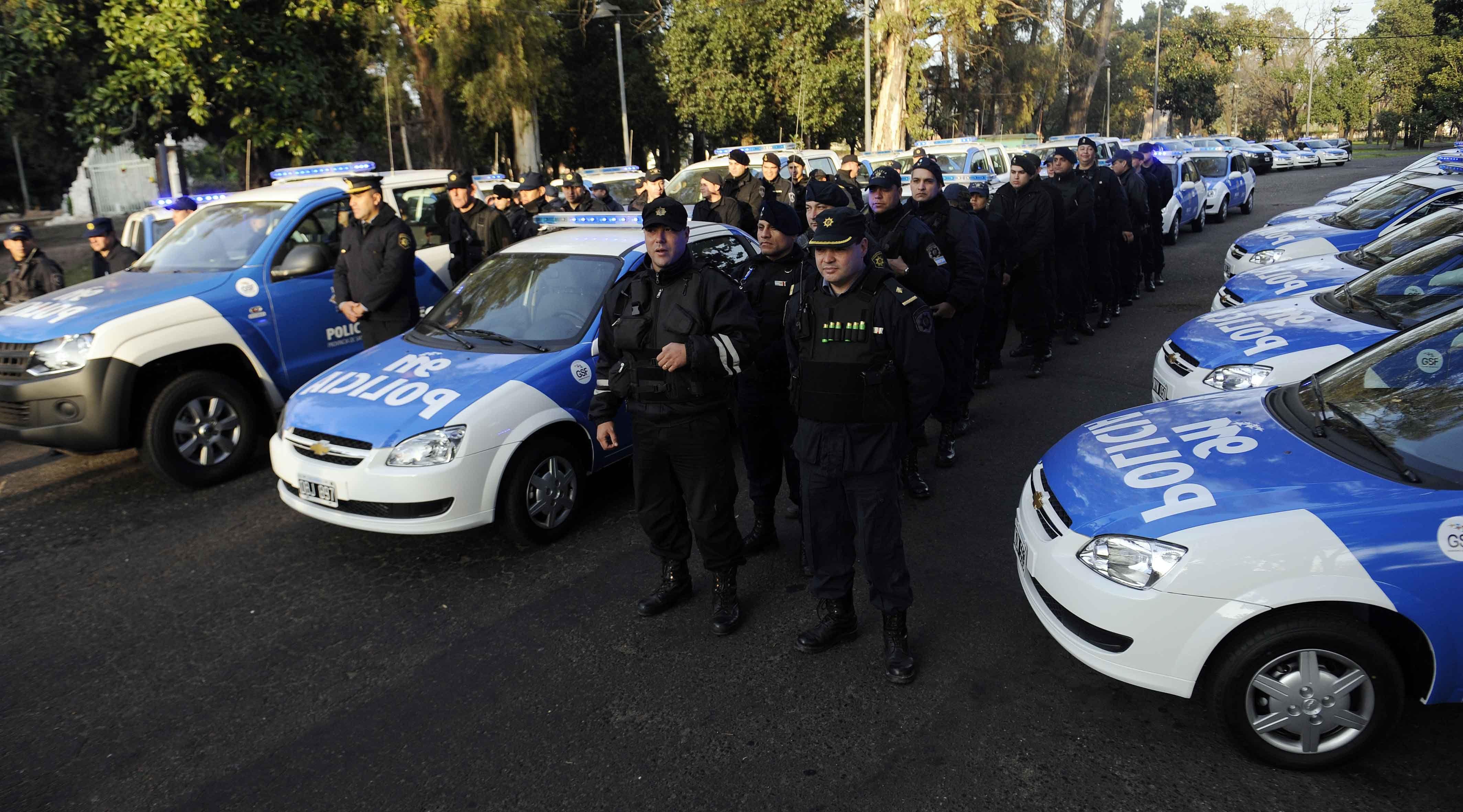 La provincia incorporó nuevas unidades policiales que no siempre cumplen sus asignaciones de patrullaje.