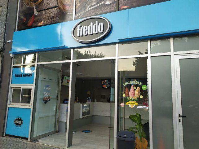 Desembarcó Freddo en Rosario