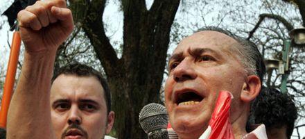Lino Oviedo pidió el sobreseimiento en todas sus causas