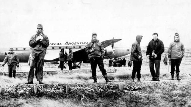 A 55 años del Operativo Cóndor, la recuperación simbólica de Malvinas por un grupo de militantes