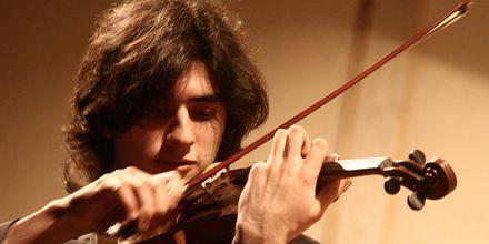 Una velada para disfrutar a pleno los caprichos juveniles de un violín