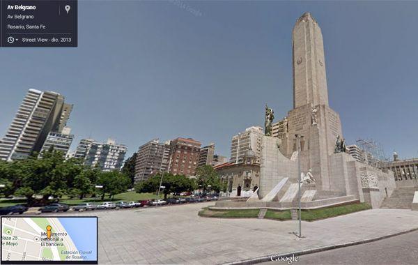 Un clásico de la ciudad que no podía faltar en el recientemente lanzado Street View de Argentina.