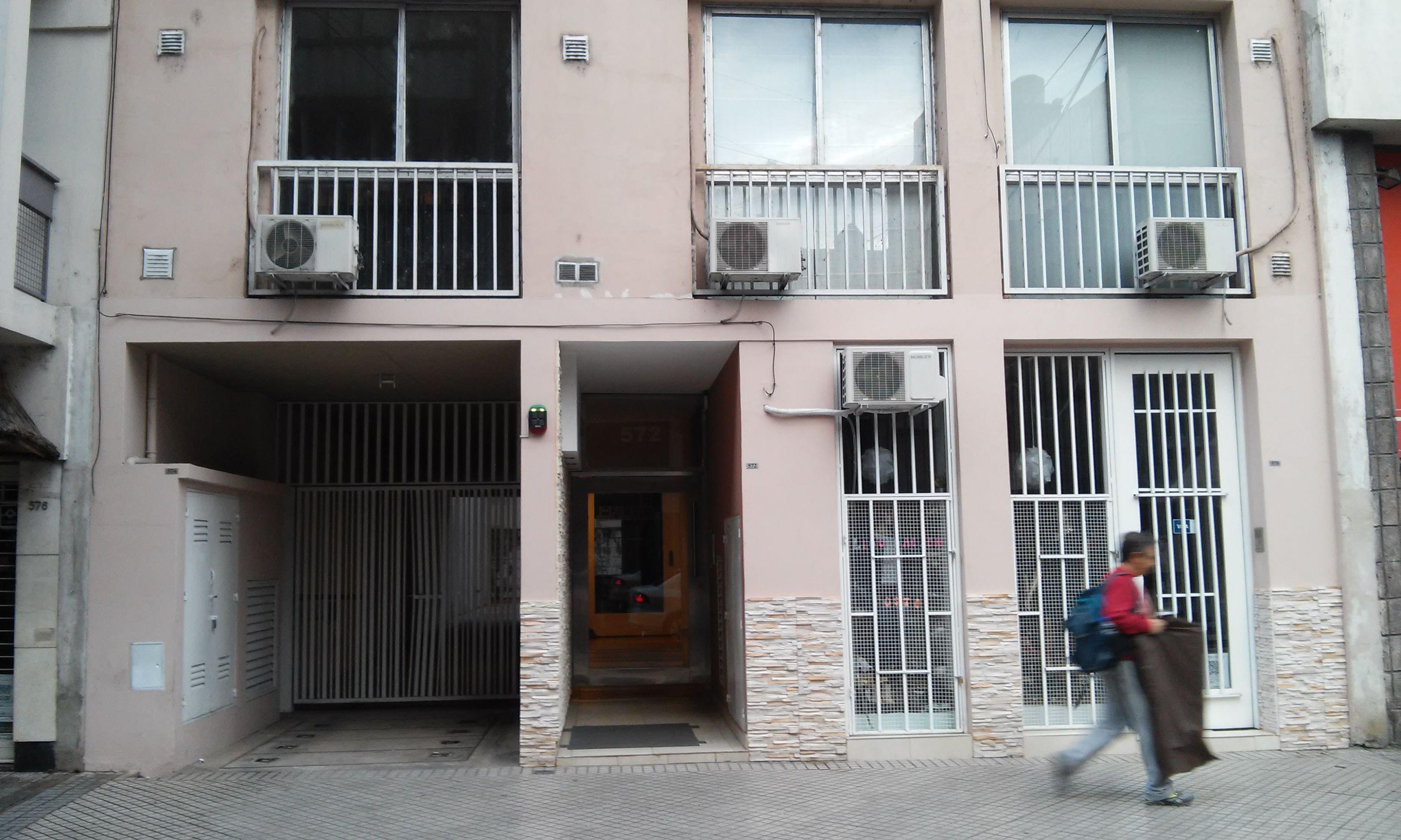 El edificio de calle Mitre