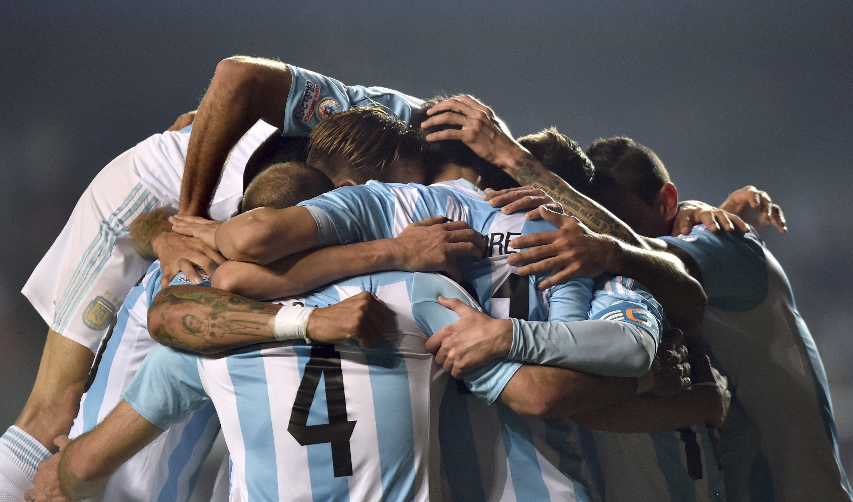 Argentina necesita  cortar con tantos años de desapego a celebraciones y de apego a grandes frustraciones.