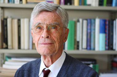 Furor por escuchar al pensador Mario Bunge, que desde hoy visita Rosario