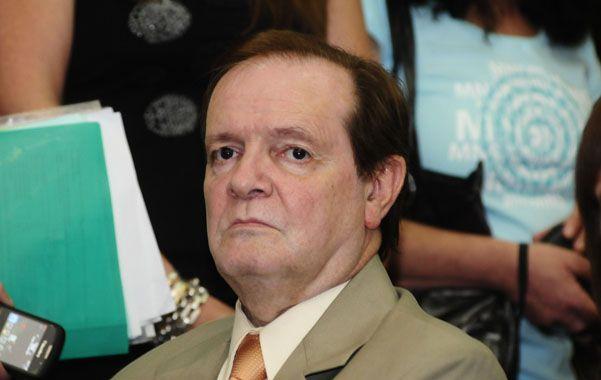 Señor juez. Juan Andrés Donnola dictó el procesamiento a los acusados.