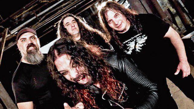 Malón trae hoy toda la energía del heavy metal en un show único en La Sala de las Artes