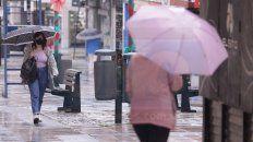 SMN: La semana empieza con lluvias y tormentas