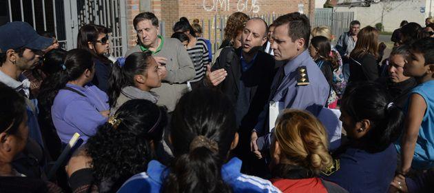 El presunto abuso sucedió en la escuela de Barra y Saavedra. (Foto: E. Rodríguez Moreno)