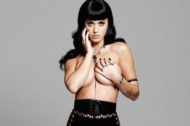 Katy Perry confesó su militancia juvenil contra los conciertos de Madonna