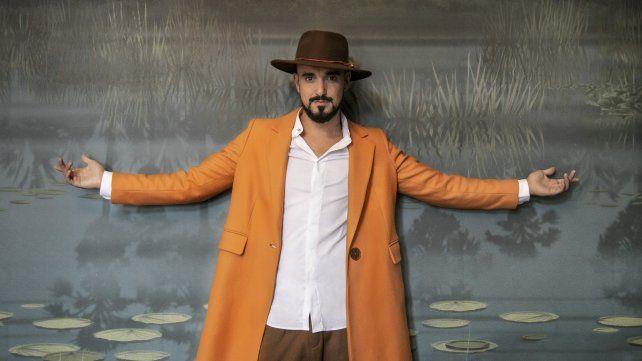 Abel Pintos compartió su nuevo disco con numerosos invitados de distintas nacionalidades.