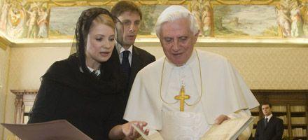 El Papa Benedicto XVI pide medidas efectivas contra el hambre mundial