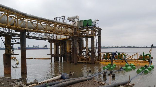 En la planta de Aguas Santafesinas de Arroyito se realizarán tareas de mantenimiento.
