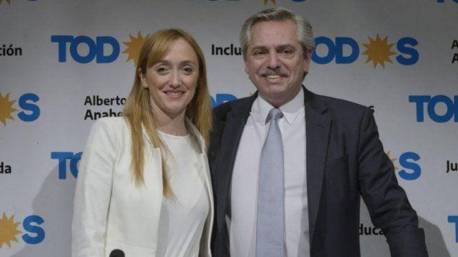 Elegí Mendoza. La candidata