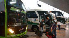 Los colectivos del sistema de transporte público están obligados a usar biocombustible.