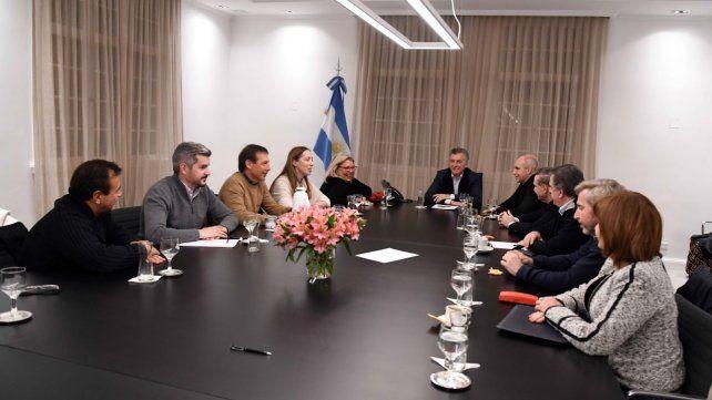 Macri ratificó a su gabinete y conformó una Mesa de Acción Política para la campaña