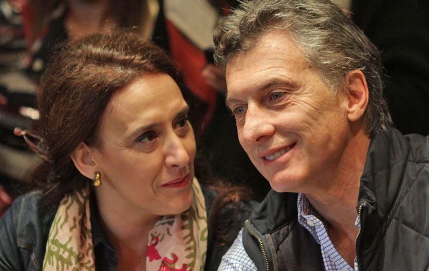 Buena pareja. Michetti acompañó a Macri en su primera gestión porteña.