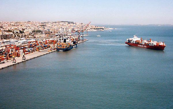 La droga iba oculta de toneles con pulpa de peras que viajaron en barco hasta el puerto de Lisboa.