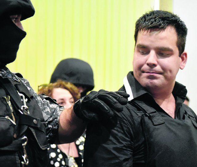 tras las rejas. Milton Damario está alojado en el penal de Coronda.