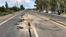 Villa Media Agua. El sismo se registró en los últimos minutos de la noche de este lunes, en el sudoeste de San Juan.