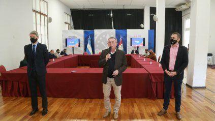 El ministro de la Producción, Daniel Costamagna, destacó la creación de la plataforma para fomentar el turismo en la provincia.