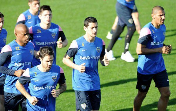 ¿Corre con ventaja? Guillermo Burdisso tendría muchas chances para ingresar por el lesionado Daniel Díaz.
