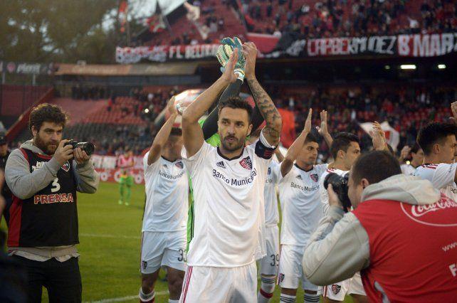 Nacho fue campeón en Newells en 2004 y 2013.