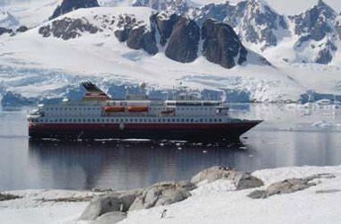 Comenzó la temporada de cruceros a la Antártida