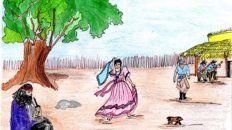 Ilustración de La Telesita por Susana C. Otero