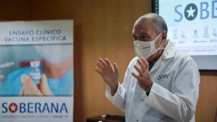 Cuba tiene dos vacunas que ya superaron la fase III de ensayos clínicos.