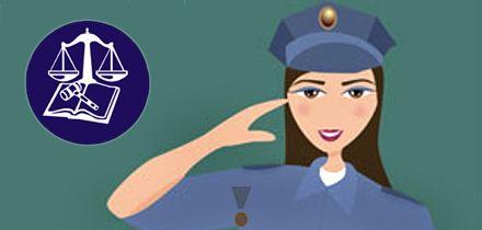 Retendrán parte del sueldo a mujer policía para pagar el colegio de sus hijos