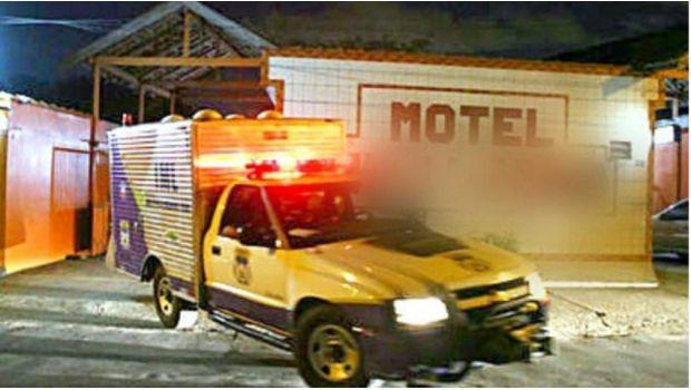 El desafortunado incidente se registró en un motel de la ciudad de Nata