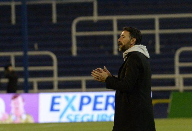 Kily González no pudo disponer de varios refuerzos.