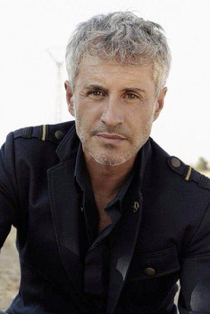 Sergio Dalma. El cantautor español cierra en Rosario su gira nacional.