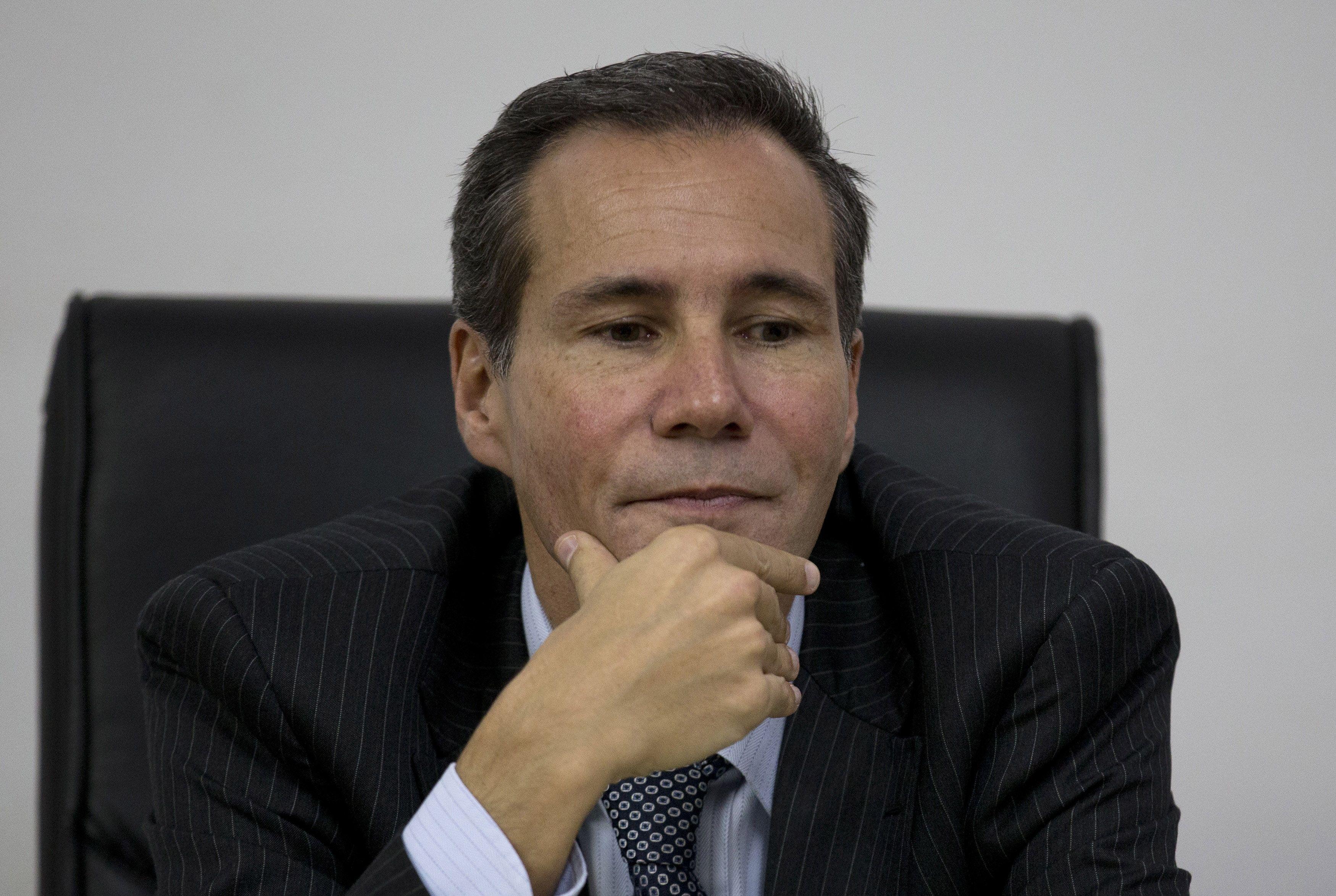 fiscal de la causa Amia. Alberto Nisman apareció muerto en su departamento