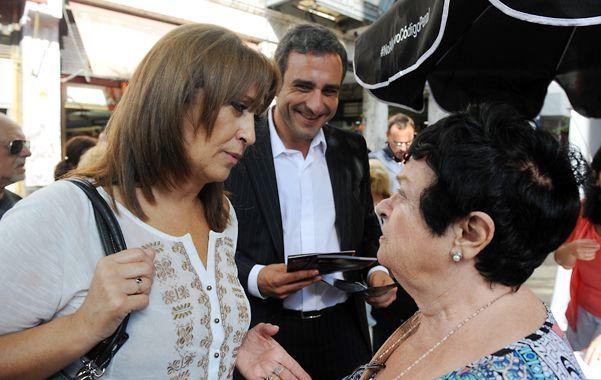 Contra el nuevo Código. Los diputados Tundis y Martínez