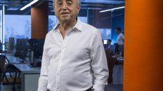 ESPECIALISTA. El médico y directivo de la Fundación Huésped, Pedro Cahn.
