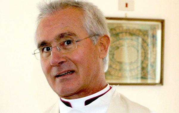 El sacerdote y contador del Vaticano acusado de participar de un plan para introducir de contrabando 28 millones de euros en Italia procedentes de Suiza.