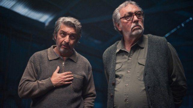 Actorazos. Ricardo Darín y Luis Brandoni