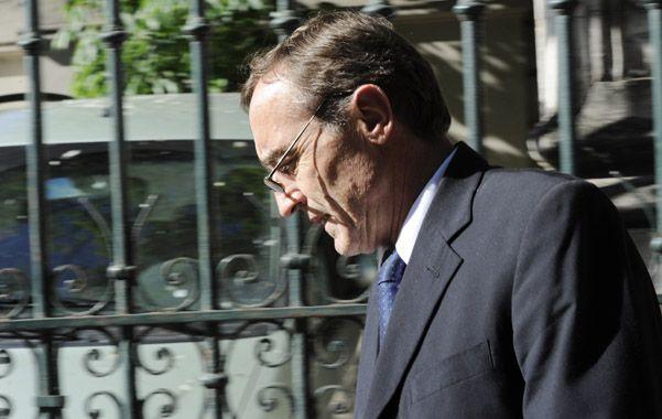 Otra en contra. El comisario Hugo Tognoli recibió ayer el segundo procesamiento en el término de 12 días.