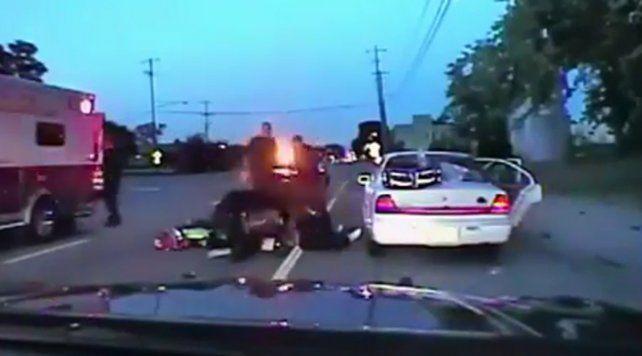 Polémica en Estados Unidos por la absolución de un policia que mató a un afroamericano
