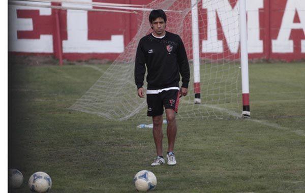 Figueroa dijo que el equipo supo reaccionar ante Boca. Foto: H. Río.