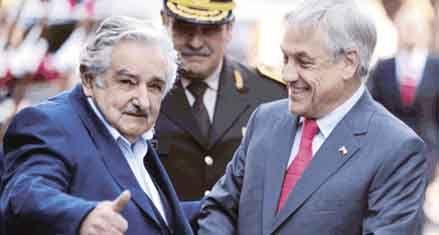 Malvinas: Chile y Uruguay salieron a desmentir al canciller británico
