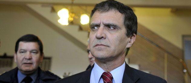 Daniel Cuenca fue ministro de Seguridad durante dos años.